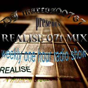 Realise 071 mix weekly show
