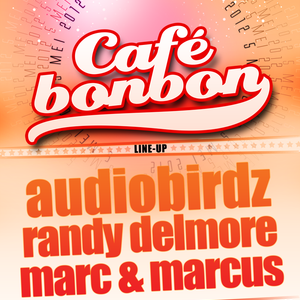 Cafe bonbon Liveset Marc&Marcus 5 mei Club Rex Hilversum