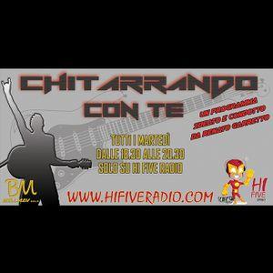 CHITARRANDO CON TE 28ª PUNTATA 2-2-2016