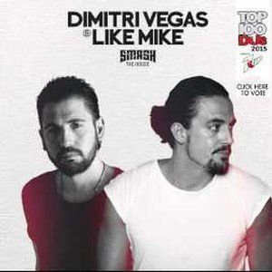 Dimitri Vegas & Like Mike - Smash The House 152 - 2016-03-25