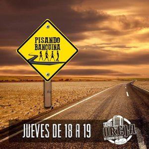 PISANDO BANQUINA - PROGRAMA 019 - 08-10-15 - JUEVES DE 18 A 19 HS POR WWW.RADIOOREJA.COM.AR