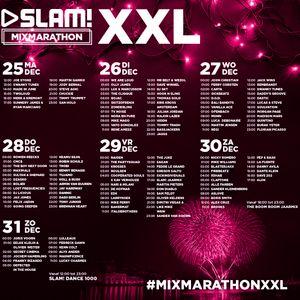 MixMarathon XXL - wednesday 9 - 1pm