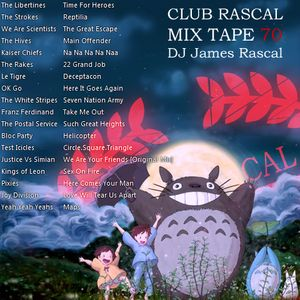 Club Rascal Mix Tape 70