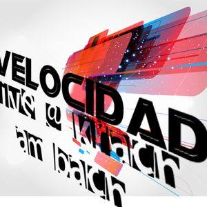 Velocidad live @ Krach am Bach