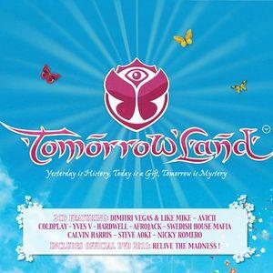 Tomorrowland 2012 Mixed By Yves V - I ♥ Trance House music