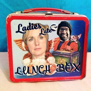 Ladies Late Lunch Box 18/04/20 with Caroline Mabey & Matt