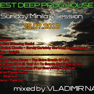 Sunday Minilax Session 25.07.2010