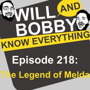 WBKE 218: The Legend of Melda