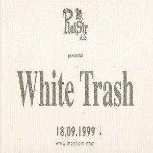 Claudio Di Rocco @ Le Plaisir, Desenzano BS - White Trash Party - 18.09.1999