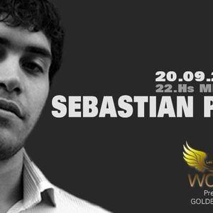 Seba Paz @ Golden Wings Radio Show (Septiembre 2011)