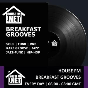 Breakfast Grooves - Soul, Funk, Rare Groove, RnB, Jazz, Hip-Hop 16 JUL 2019
