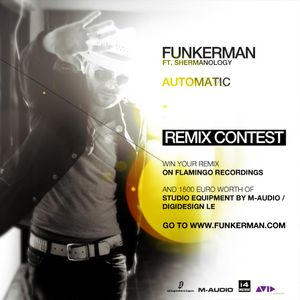 Funkerman's first Mixcloud Mix!