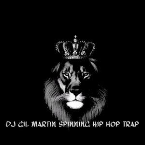 DJ Gil Martin Spinning Hip Hop Trap