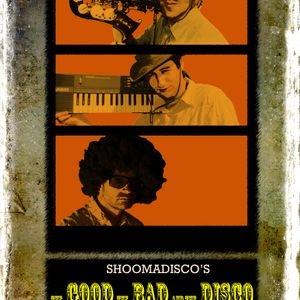 The Good, The Bad and the Shoomadisco live @Tresor