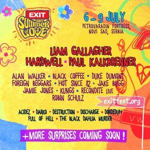 Hot Since 82@ Exit Festival 2017 - Dance Arena [Nova Sad, Serbia] 09.07.17