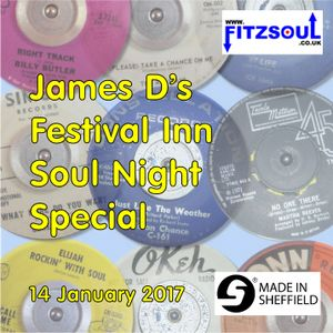 James D's Fitzsoul Festival Inn Northern Soul & Motown Special January 2017