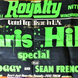 Sean French & Froggy Live at the Royalty Friday 6th June 1980 Part 1