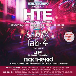 Lab4 - Trance Sanctuary's 8th Birthday, London - Hard Trance Europe Arena