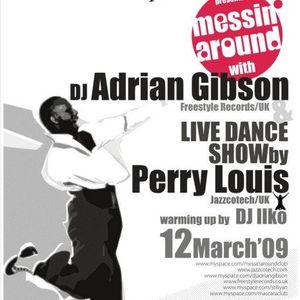 Messin' Around Live in Sofia 12.03.2009 - Part 1