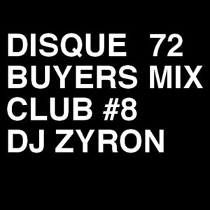 Disque 72 Buyers Mix Club 2015