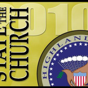 State of the Church: 2010 - Audio