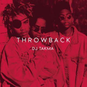 THROWBACK Mix Vol.1 (90's HipHop / R&B)