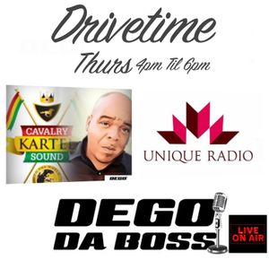 Drivetime With Dj Dego Da Boss 29.04.21