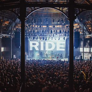 Ride - Venue Music - May 2015 UK Tour
