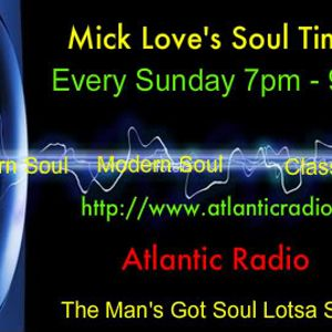 Mick Love's Soul Time 27.1.13. Hour 2