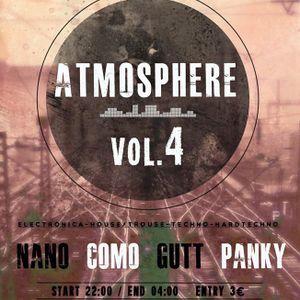 DJ Como - Live@Atmosphere Vol.4 Art Klub Trnava 26_10_2013