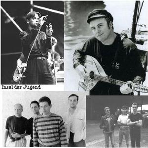 Insel der Jugend Ost-Berlin Festival - DDR Punk & Wave Sampler (23.07.1988)