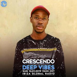 Deep Vibes - Guest CRESCENDO - 12.01.2020