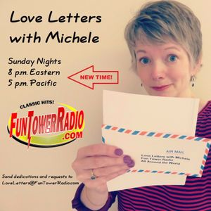 October 29, 2017 - Love Letters with Michele