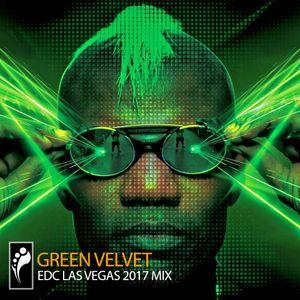 Green Velvet - EDC Las Vegas 2017 Mix