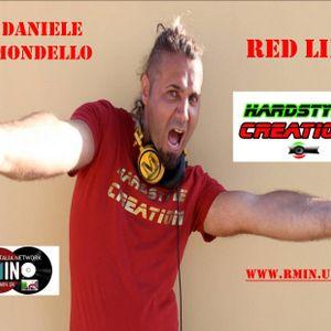 red line  SPECIAL GUEST DANIELE MONDELLO -SIR MANUX sensational voice  DIGITAL VOX