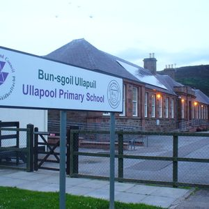 Ullapool Primary School News - It's A New term!