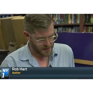 Rob Hart's new Ash McKenna a hit and we'll talk about why on Authors on the Air