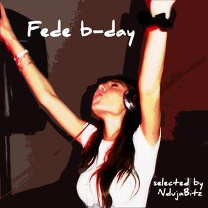 Fede b-day