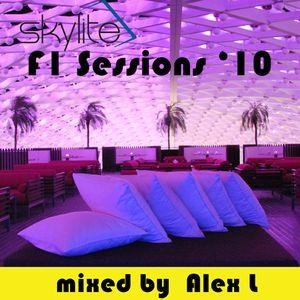 Skylite F1 Sessions 2010 - Alex L