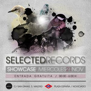 J González @ SIROCO ( Selected Records Showcase )