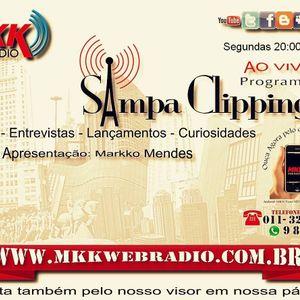 Programa Sampa Clipping 01/02/2016 Lançamentos