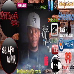 @DJTrapJesus - DramaTv Tuesdays PT2 on WPIR 98.4Fm