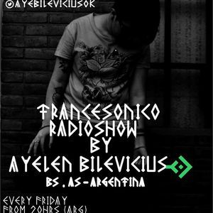 Emitido en www.understation.com.ar Trancesonico-118-30-6-2017-Mixed By Ayelen Bilevicius