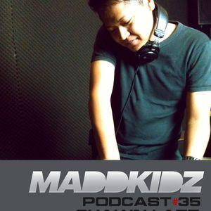 Maddkidz Podcast # 35 - Shawn Lazz