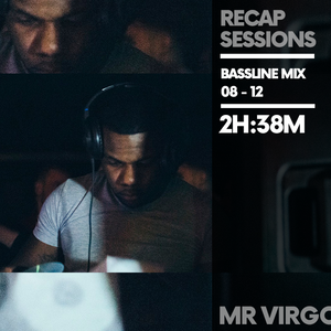 Mr Virgo Recap Sessions Oldskool Bassline Mix 08 - 12