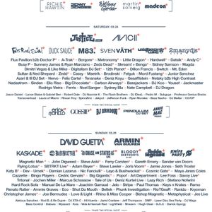Flux Pavillion & Doctor P - Live @ WMC Ultra Music Festival 2012, Miami, E.U.A. (24.03.2012)