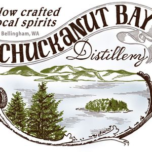 Fermentation at the Chuckanut Bay Distillery