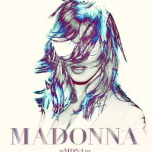 MiSha Skye - Live @ MDNA Tour 2012