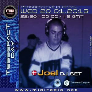 Joel - Progressive Playground (dj set from Midiradio.net 2013)