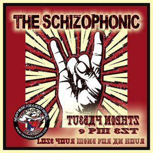 The Schizophonic On Trendkill Radio Session 63